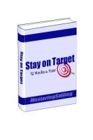 Stay On Target book cover